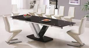 Extending Dining Table Seats 10 Image Collections Ideas