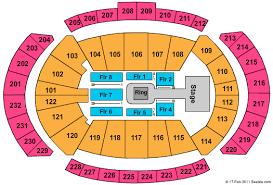 Sprint Center Seating Chart