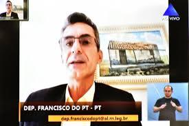Deputado Francisco do PT quer disponibilizar Código do Consumidor em sites comerciais | Política em Foco
