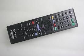 home theater remote. remote control for sony hbd-e2100 bdv-e4100 dvd blu-ray home theater
