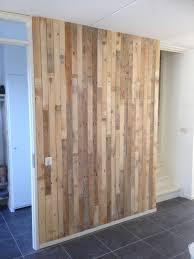 Houten Wand Maken Bouwtekening Steigerhout