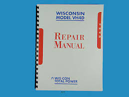 vh4d engine zeppy io wisconsin vh4d vh4 engine repair manual 327