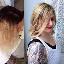 Blonde Correct Balayage Blonde Hair Haircolor