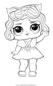 Lol Dolls Coloring Pages Flower Child Coloring Page Share With