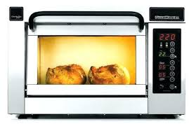 bake a cake in a toaster oven oven for baking compact versatile and high stone hearth