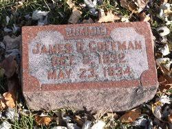 """James Okal """"Jimmie"""" Coffman (1932-1934) - Find A Grave Memorial"""