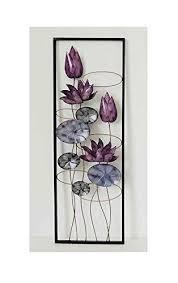 flower wall decor metal wall decor