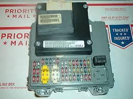2002 jeep liberty body control module bcm w fuse box w o security jeep liberty fuse box clicking 56010055aj jeep liberty fuse box block front body control module bcm bcu 2002 02
