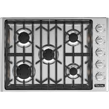 Viking Professional 5 Series 30 Gas Cooktop Stainless steel at