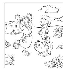 Nice Ideas Prodigal Son Coloring Pages Stunning Parable Of The