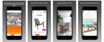 A review of best AR furniture apps for iOS and Android
