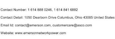 ups customer service emerson ups 1800 customer service phone number toll free number