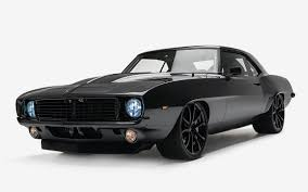 black chevy camaro 1969. Plain Camaro Is This U002769 Camaro Too Black In Black Chevy 1969 7