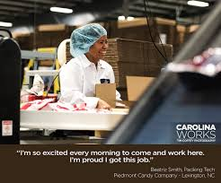 Carolina Works - Photographing NC Manufacturers: Beatriz Smith | Packing  Tech | Piedmont Candy Company | Lexington, NC