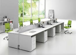 Modern Office Workstation Layout DesignAluminum Partition Office Custom Office Cubicle Layout Design
