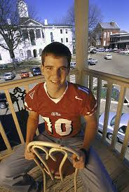 Eli manning as a teen