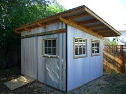 corrugated metal shed gold extras benefits diy
