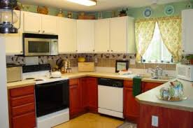 All photos. The review of simple kitchen decorating ideas ...