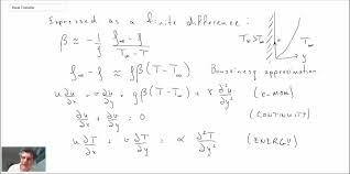 heat transfer l23 p3 free convection governing equations