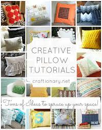 Throw Pillow Cover Designs Craftionary