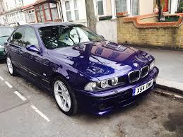 Used BMW 540i M sport Individual 2001 Velvet Blue in E17 London ...