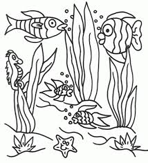 Small Picture Land And Water Coloring Pages Virtrencom