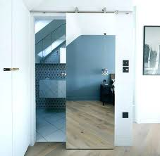 barn door bathroom mirror vanity with on one side where to mirrored ideas fantastic pictures lowes
