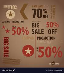 How To Design A Voucher In Word Word For Price Tag Sale Coupon Voucher