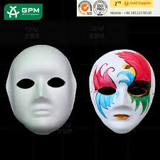 Plain White Masks To Decorate Plain Masks Decorate Plain Masks Decorate Suppliers and 50