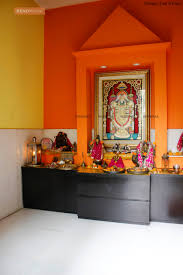 Pooja Room Designs In Living Room This Navratri Design Your Puja Room Renomania