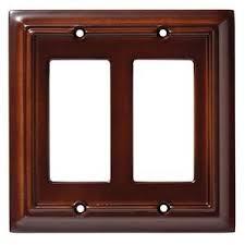 liberty kitchen cabinet hardware wood architectural double gfi decora in espresso