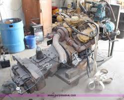 caterpillar 3208 turbo diesel engine item au9048 a au9048 image for item au9048 caterpillar 3208 turbo diesel engine