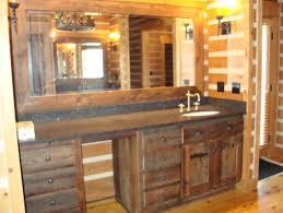 Horizontal Medicine Cabinet Bathroom Contemporary Brown Wood Wall Mounted Medicine Cabinet