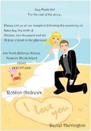 wedding reception invitations wording & etiquette storkie Wedding Announcement And Reception Invitation heart in the sand wedding reception invitations wedding announcement reception invitation