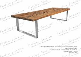 metal top dining table with regard to stunning kitchen art design for stainless steel dining table