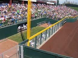 Sloan Park Arizona Seating Chart Sloan Park Chicago Cubs Spring Training Stadium Journey