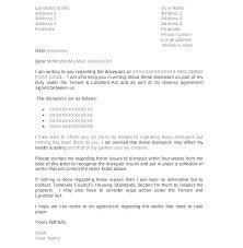 Complaint Letter To Apartment Manager Dvhvervoer Info
