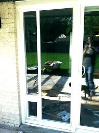 cat door installation cat door for slider sliding glass pet door sliding glass pet door introduction