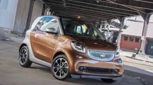 2016 Smart Fortwo Manual Vs 2016 Fiat 500 Youtube