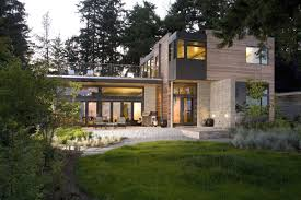 Rooftop Garden House   Modern House Designs   Page Environmentally Friendly Architecture by Coates Design