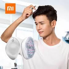 Xiaomi <b>Purely LLLT Electric Laser</b> Hair Comb Health Growth Anti ...