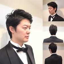 スーツに似合う髪型って現役美容師がおすすめメンズビジネスヘア