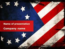 American Flag Powerpoint Betsy Ross Flag The First American Flag Powerpoint Template