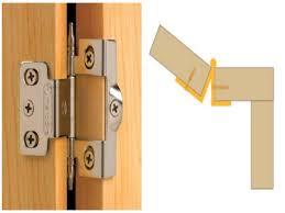 Cabinet Door Hinges Installing Concealed Cabinet Door Hinges Monsterlune