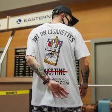 <b>Men's</b> Loose Large Size <b>Casual short</b>-<b>sleeved T</b>-<b>shirt Tee Top</b> ...
