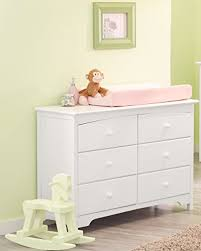 storkcraft kenton 6 drawer dresser.  Drawer Stork Craft Kenton 6 Drawer Universal Dresser White Intended Storkcraft Dresser