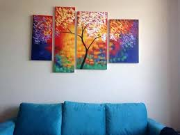 full size of oil painting palette knife paintings for living room wall large canvas art