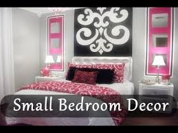 Captivating Decorating Ideas For A Small Bedroom Within Small Extraordinary Youtube Bedroom Decorating Ideas