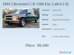 chevrolet c k 1500 questions gas mileage cargurus p s i live in tx so from time to time i drive at the posted speed limit 85 mph in some areas and i love the way my truck performs ha ha