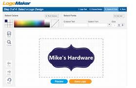 logo maker exle